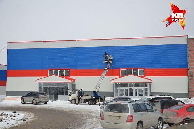 новосибирской «Барахолки»