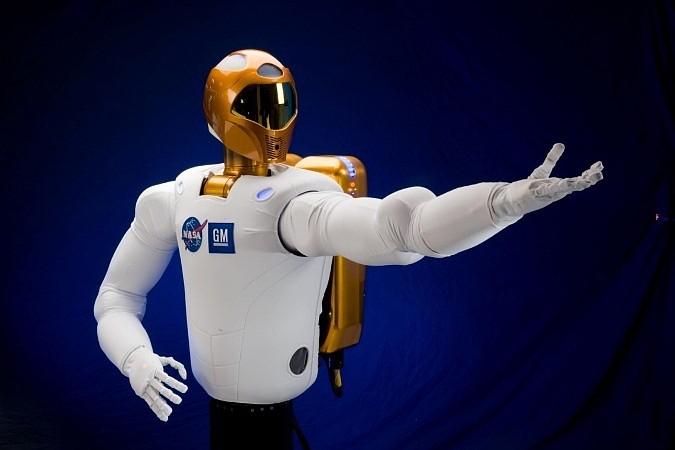 NASA назвало «Робонавта-2» лучшим своим изобретением 2014 года