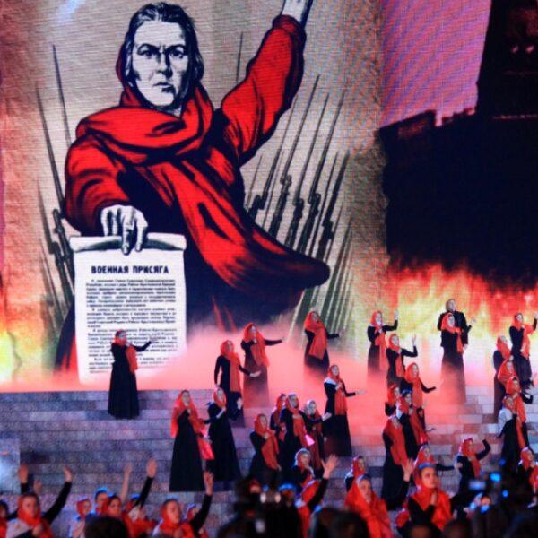 Концерт ко Дню Победы в Кремле