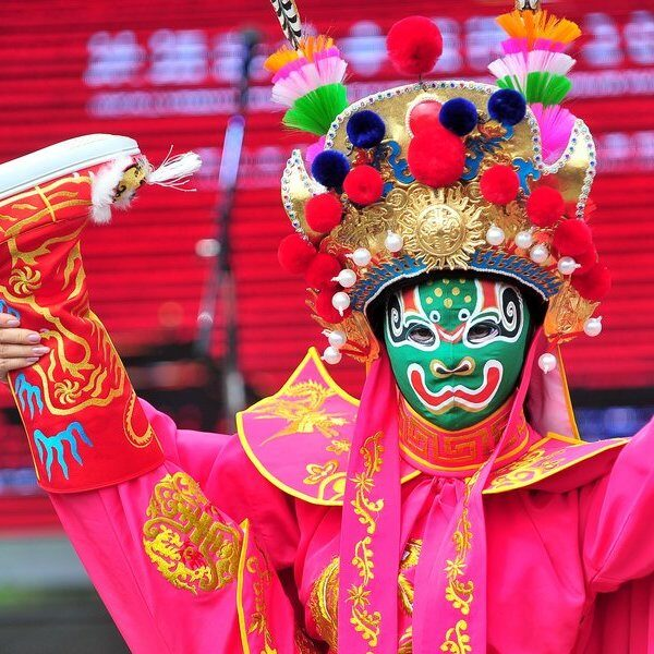 Китайский Новый год на ВДНХ