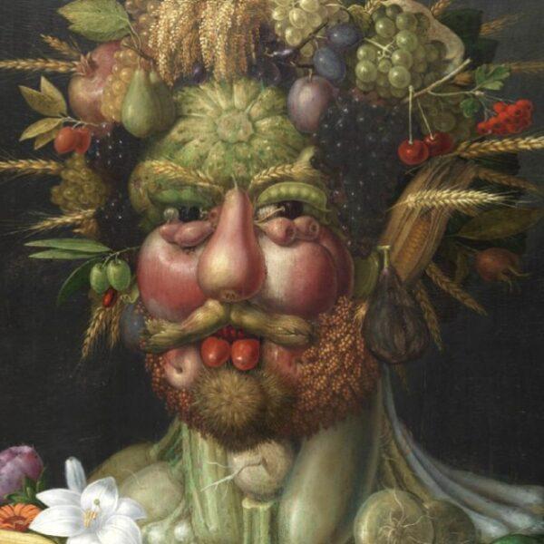 Портреты из фруктов увидим на выставке Арчимбольдо в Москве