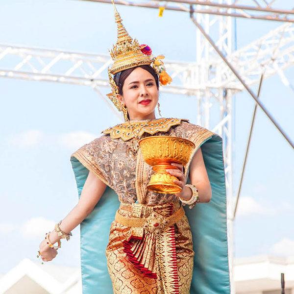 Тайский фестиваль