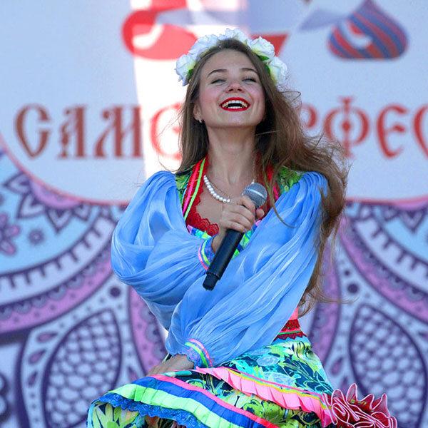 Фестиваль Самоварфест