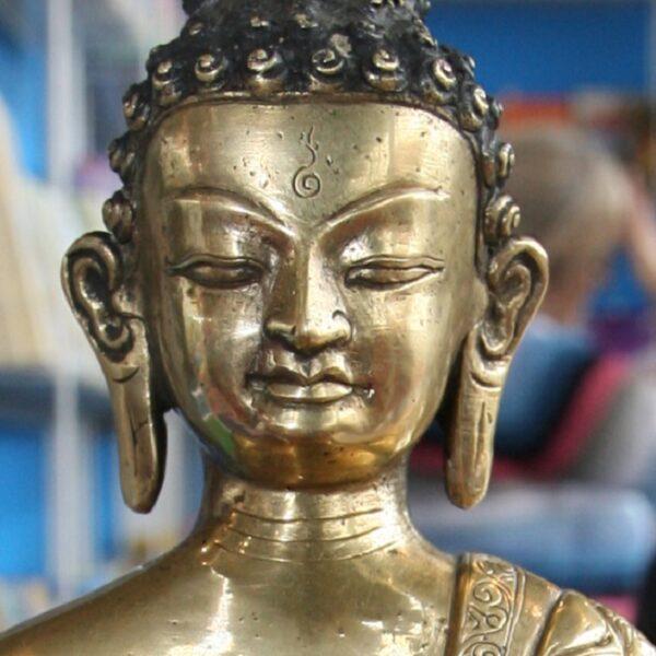 Выставка корейской скульптуры буддизма