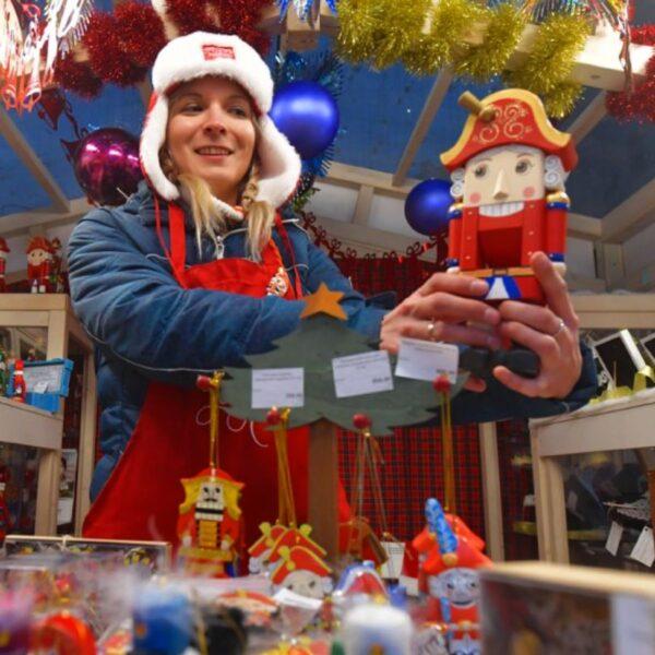 Ярмарки фестиваля «Путешествие в Рождество»