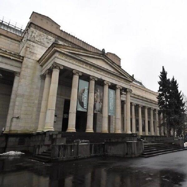 8 марта в Пушкинском музее