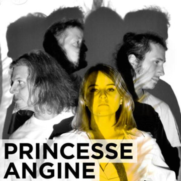 "Концерт Princesse Angine: ""Солнце"""