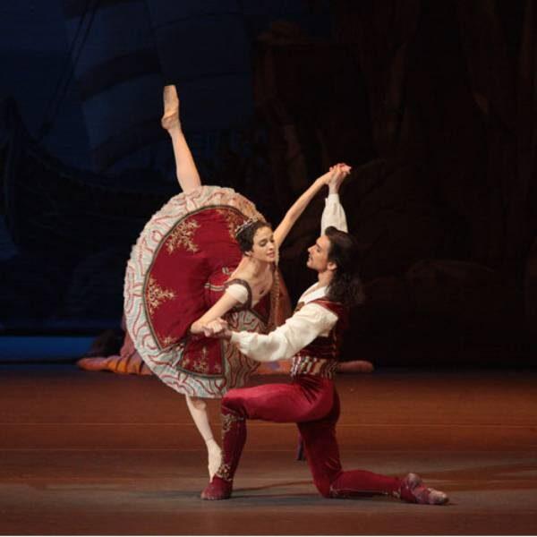 Балет «Корсар» в Большом театре
