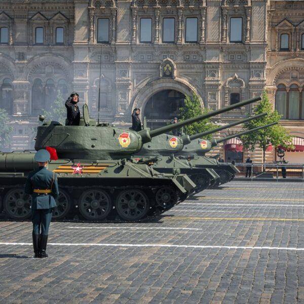Лучшие фото и видео генеральной репетиции Парада Победы 2021 в Москве