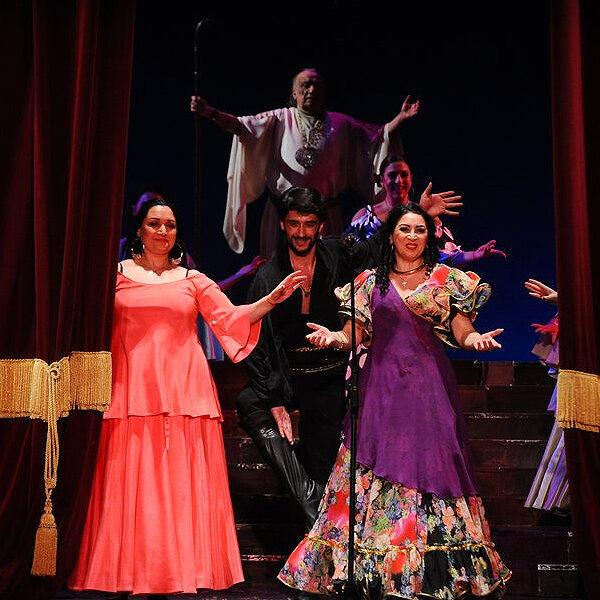 Ночь театров в театре Ромэн