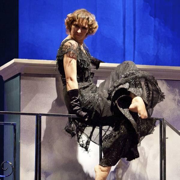 Спектакль «Пигмалион» в Театриуме на Серпуховке