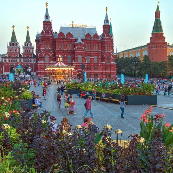 Открытие фестиваля «Цветочный джем» в Москве 2021: пять лучших площадок, которые нельзя пропустить