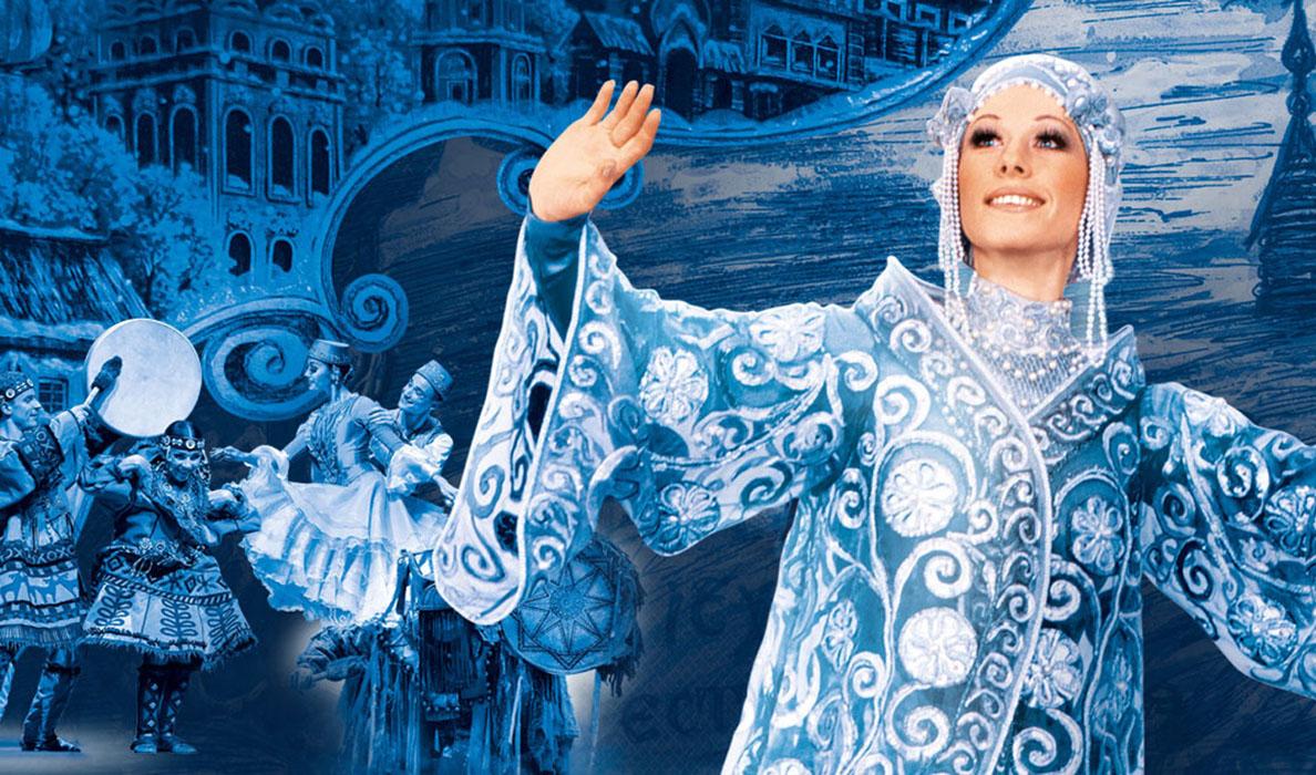 Пять причин увидеть балет Национального шоу России «Кострома»