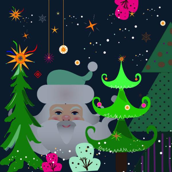 Спектакль «Дед Мороз и Волшебное зеркало»