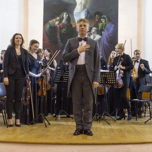 Концерт к 90-летию Микаэла Таривердиева