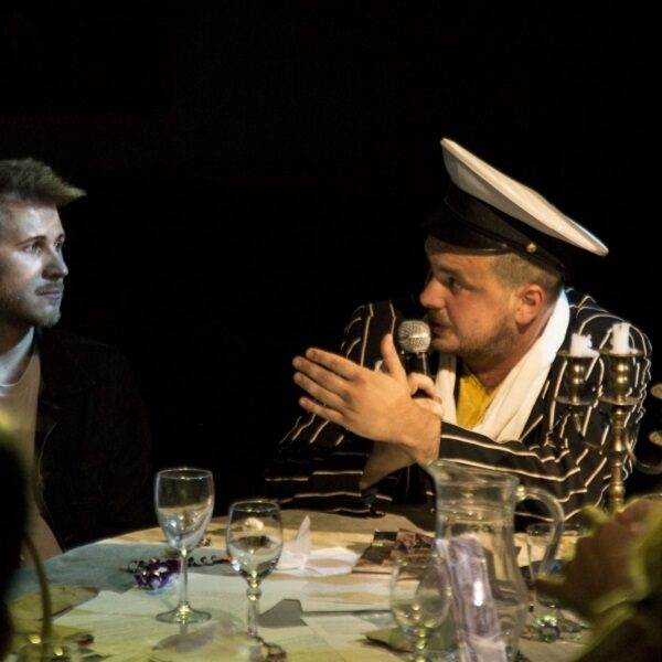 Спектакль «12 стульев. фан-фикшн»