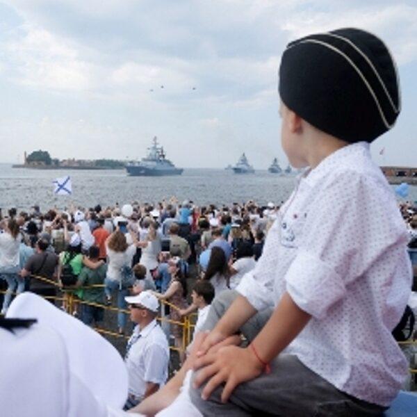 Как отметят День ВМФ в Санкт-Петербурге