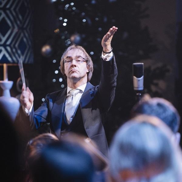 Новогодний концерт в «Мюзик-холле»