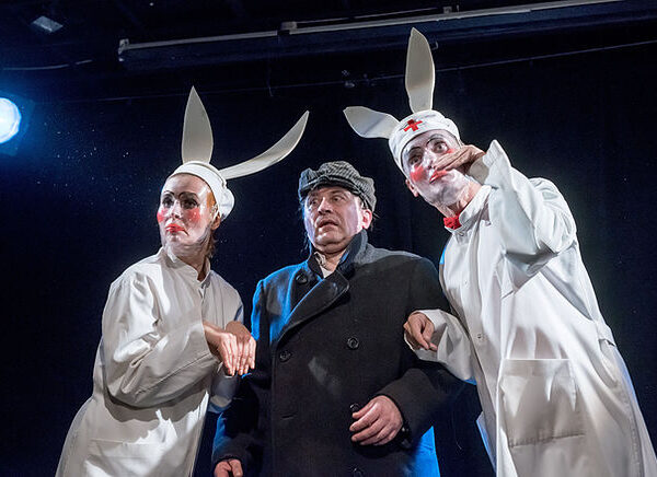 Спектакль «Ёлы-палы, Новый год»: Театру «Комик-Трест» 30 лет