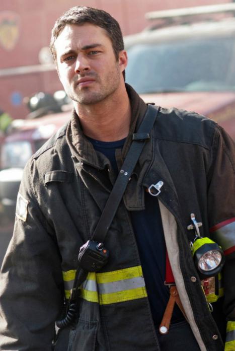 Пожарные Чикаго