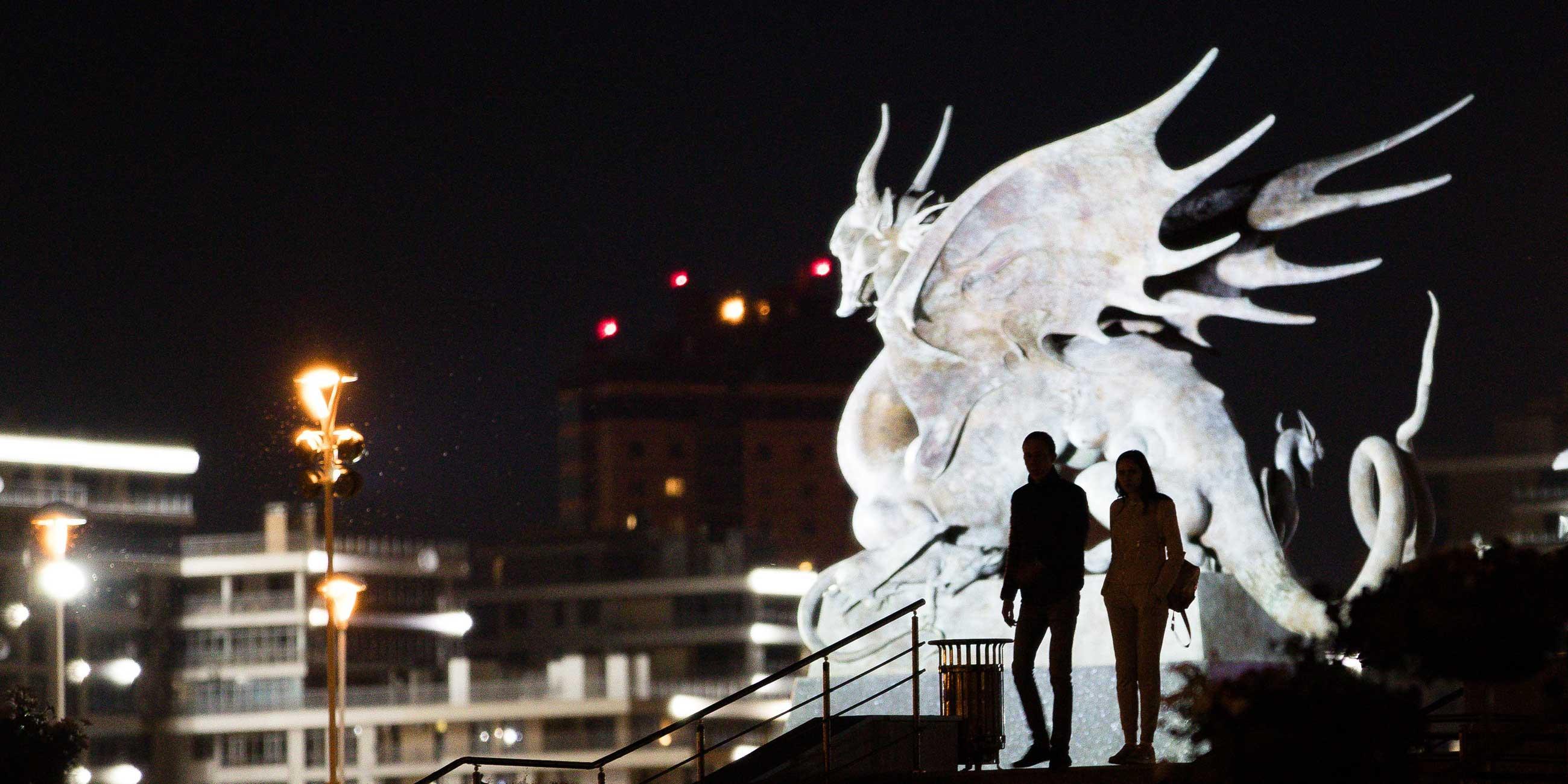 Влюбленные пары часто устраивают здесь свиданияФото: globallookpress.com