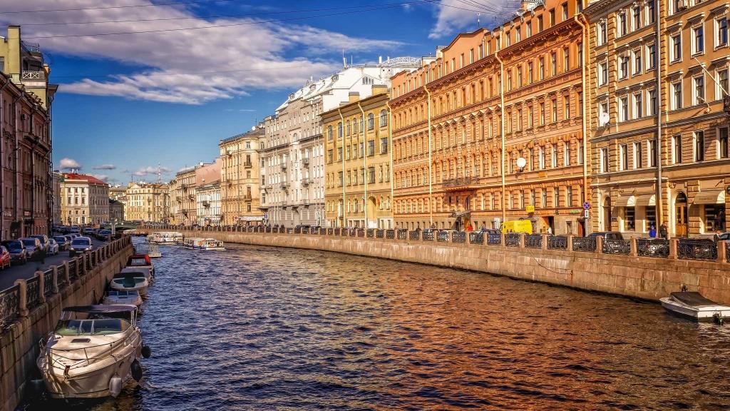 санкт петербург канал