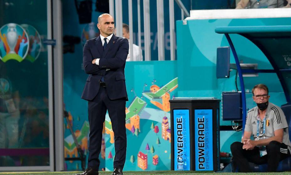 Главный тренер сборной Бельгии Роберто Мартинес поделился впечатлениями после победы над Россией. Фото: Global Look Press.