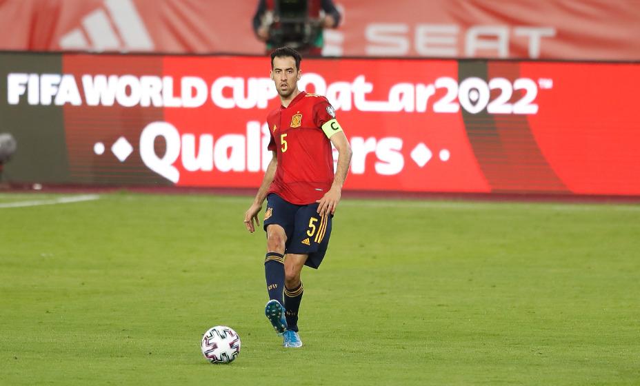 Капитан испанской сборной Серхио Бускетс перед Евро заразился коронавирусом. Фото: Global Press Look