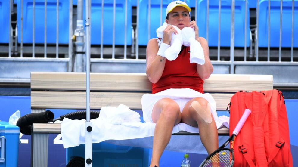 Анастасия Павлюченкова - теннис - Олимпиада