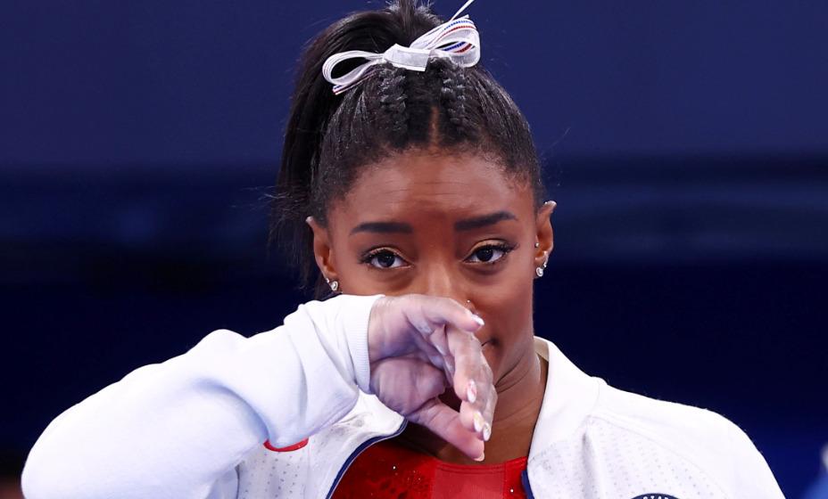 Гимнастка из сборной США Симону Байлз. Фото: Reuters