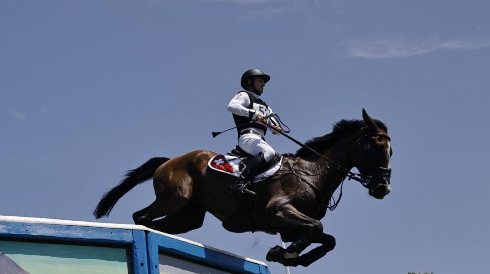 Конный спорт - Робин Годель - Олимпиада