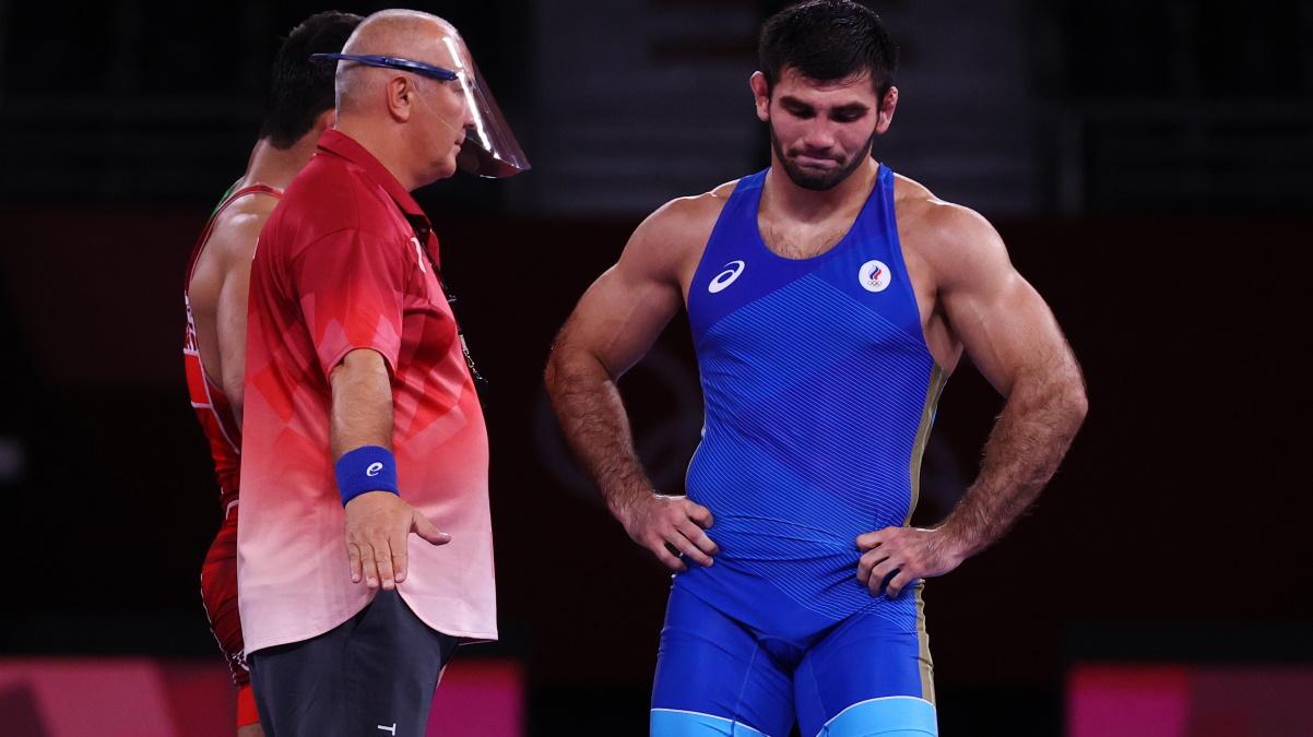 Артур Найфонов - бронзовый призер Олимпиады 2020. Фото: REUTERS