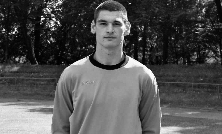 23-летний голкипер Алекандр Шишмарев скончался после столкновения во время матча. Фото: РФС