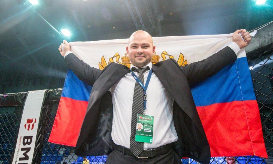 Радмир Габдуллин уверен, что ММА будет олимпийским видом спорта. Фото: сайт Радмира Габдуллина