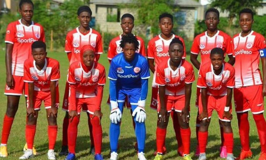 Женская сборная Танзании по футболу. Фото: Instagram