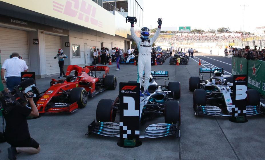 Японский этап «Формулы-1» опять отменен. Фото: Global Look Press