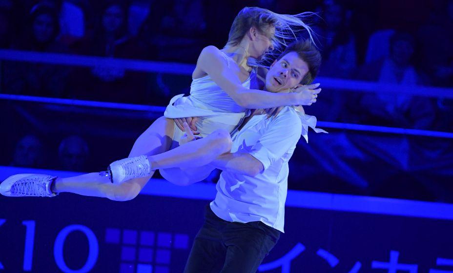 Фигуристы Синицина и Кацалапов снялись с этапа Кубка России. Фото: Global Look Press